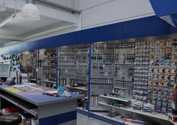 Brezan Automaterialen België, diverse filialen 2015