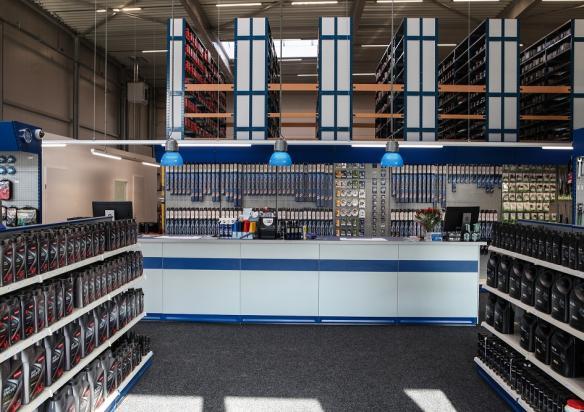 Brezan Automaterialen Nederland, diverse filialen 2017