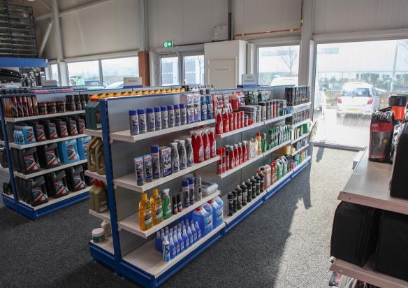 Brezan Automaterialen Nederland, diverse filialen 2016